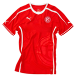Camiseta Fortuna Dusseldorf 2014-2015 Home