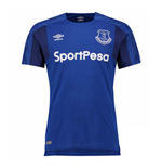 Camiseta 2017/18 Everton 2017-2018 Home