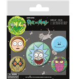 Broche Rick and Morty 286464