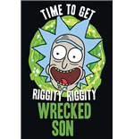 Poster Rick and Morty 286485