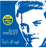 Vinil Elvis Presley - The Very Best Of (Blue Vinyl+Cd)