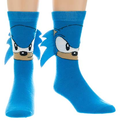 Meia Sonic the Hedgehog