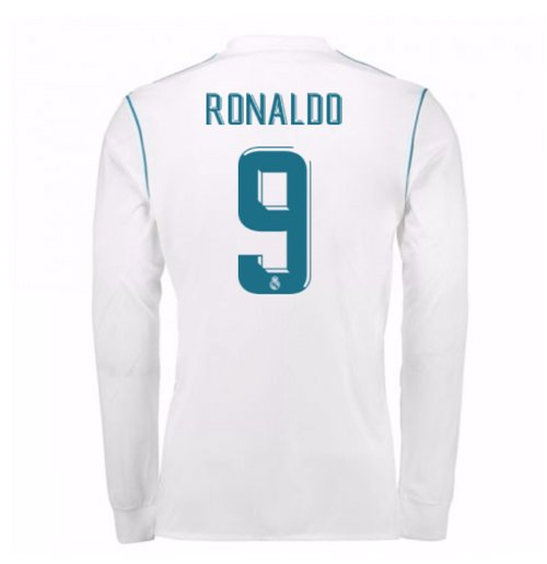 Compra Camiseta 2017 18 Real Madrid 2017-2018 Home Original 44266e7763b1f