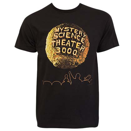 Camiseta Mystery Science Theater 3000 de homem