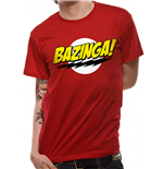 Camiseta Big Bang Theory 287624