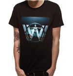 Camiseta Westworld - Vetruvian Woman