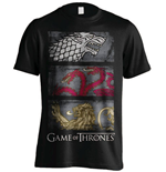 Camiseta Game of Thrones 287750
