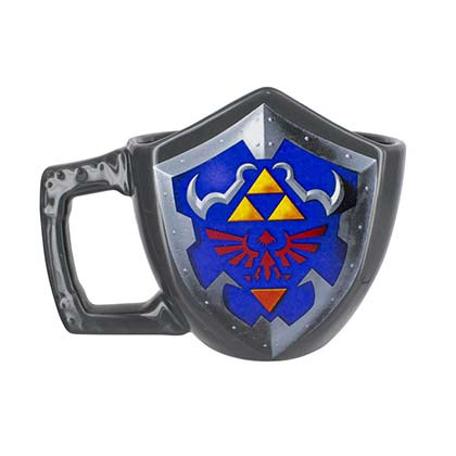 Caneca The Legend of Zelda
