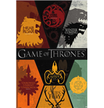 Poster Game of Thrones 288090
