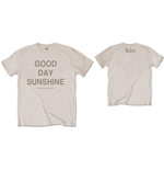 Camiseta Beatles de homem - Design: Good Day Sunshine