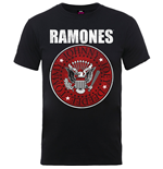 Camiseta Ramones Red Fill Seal