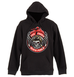 Suéter Esportivo Five Finger Death Punch unissex - Design: Bomber Patch