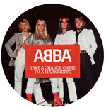 "Vinil Abba - Take A Chance On Me (7"") (Picture Disc)"