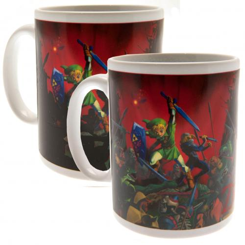 Caneca The Legend of Zelda 289214