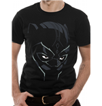 Camiseta Black Panther 289219