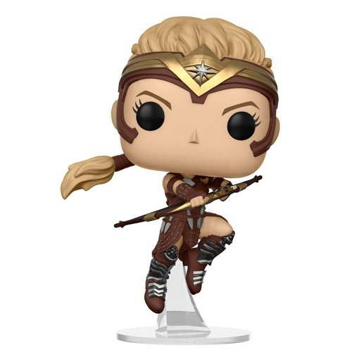 Wonder Woman Movie POP! Movies Vinyl Figura Antiope 9 cm