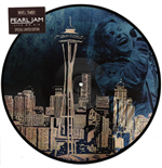 Vinil Pearl Jam - Live On Air (Picture Disc)