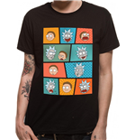 Camiseta Rick and Morty 289834