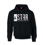 Moletom Dc Originals - Flash Star Labs Logo