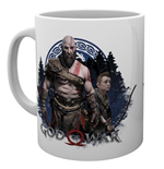 Caneca God Of War 290416