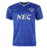 Camiseta vintage Everton Home