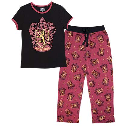 Pijama Harry Potter Hogwarts