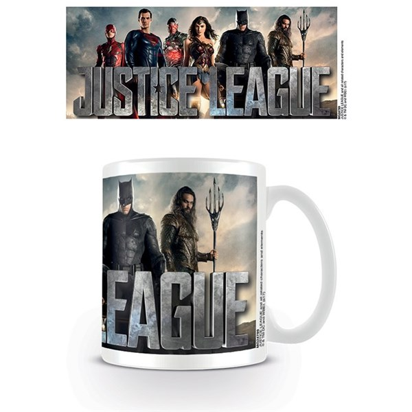 Caneca Justice League 290837