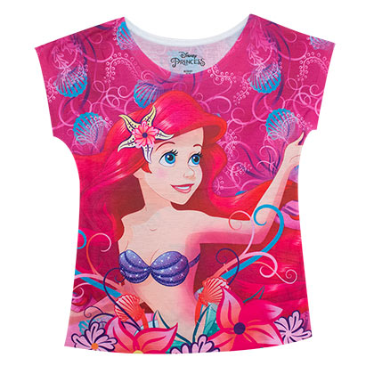 Camiseta The Little Mermaid