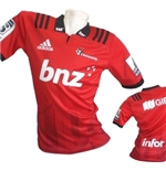 Camiseta Crusaders 291137