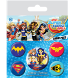 Broche DC Comics Superheroes 291172