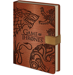 Caderno Game of Thrones 291269