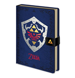 Caderno The Legend of Zelda