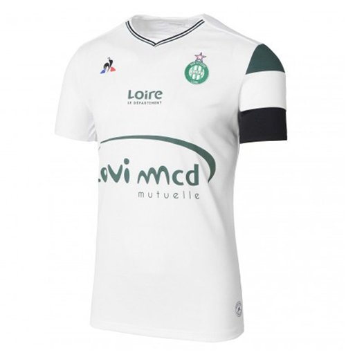 Camiseta Saint-Étienne Loire 2017-2018 Away