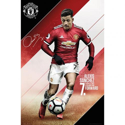Poster Manchester United FC 291868
