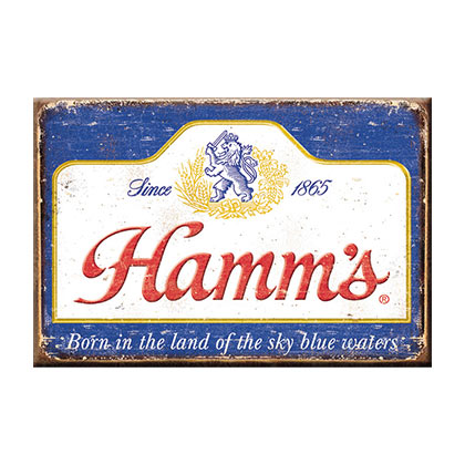 Imã Hamm's Beer