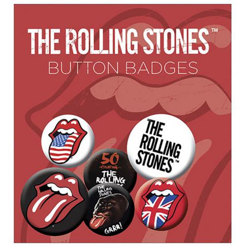 Broche The Rolling Stones