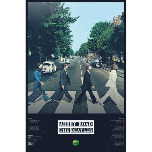 Poster Beatles