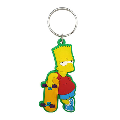 Chaveiro Os Simpsons Bart