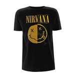 Camiseta Nirvana Spliced Smiley