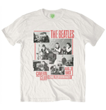 Camiseta Beatles de homem - Design: Final Performance