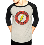 Camiseta The Flash Dc Originals - Flash Central City