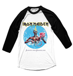 Camiseta Iron Maiden 295354