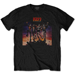 Camiseta Kiss de homem - Design: Destroyer