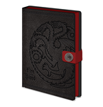 Caderno Game of Thrones 296280