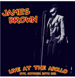 Vinil James Brown - Live At The Apollo: Nyc, October 24Th 1962