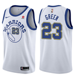 Camiseta Golden State Warriors Draymond Green Nike Hardwood Classic Réplica