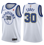 Camiseta Golden State Warriors Stephen Curry Nike Hardwood Classic Réplica