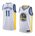 Camiseta Golden State Warriors Klay Thompson Nike Association Edition Réplica