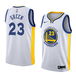 Camiseta Golden State Warriors Draymond Green Nike Association Edition Réplica