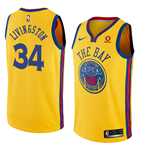 Camiseta Golden State Warriors Shaun Livingston Nike City Edition Réplica